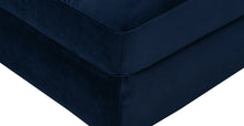 Load image into Gallery viewer, Navy Velvet