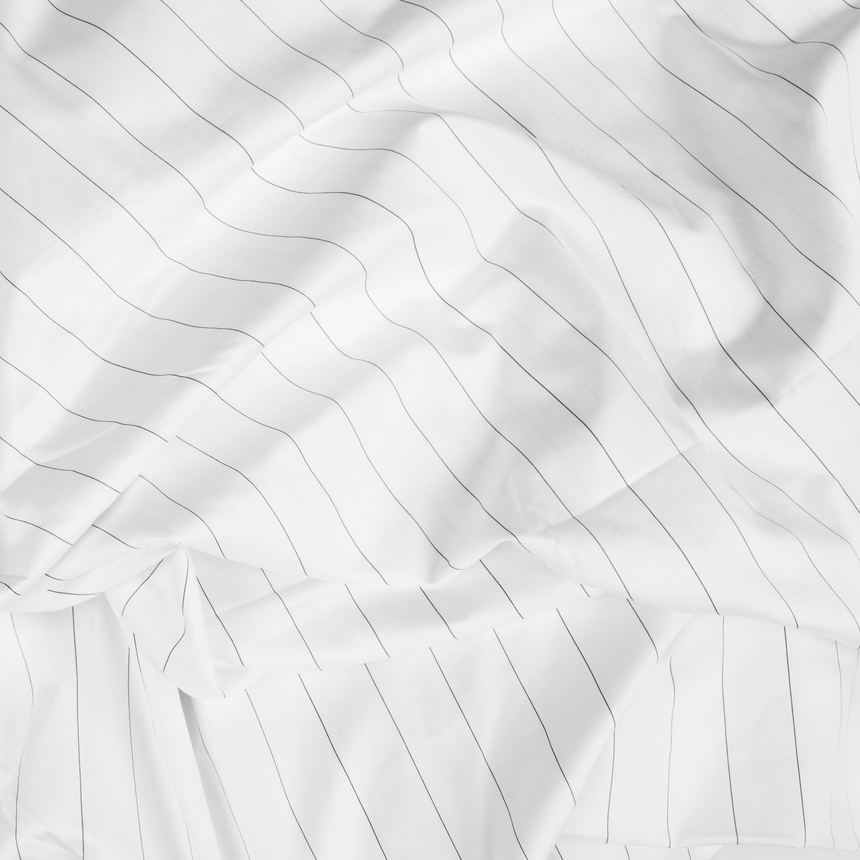 White Pinstripes