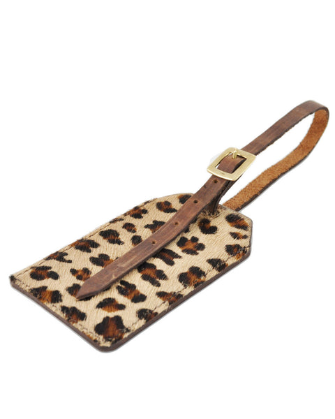 Jasmb London luxury designer brand leather handbags accessories cardholder leopard ponyhair
