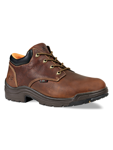 Timberland PRO Titan Oxford Safety Toe - Haystack Brown Oiled Full-Grain Leather