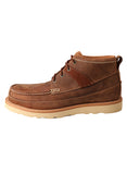 Twisted X Casual - Oiled Saddle - Steel Toe MCAS001