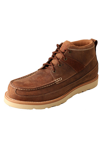 Twisted X Casual - Oiled Saddle MCA0007