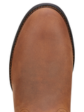 "Ariat Heritage Roper 10"" Roper Toe - Distressed Brown"