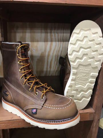 Thorogood 804-4478 Steel Toe 8""