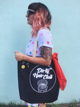 Dirty Hair Club Tote Bag