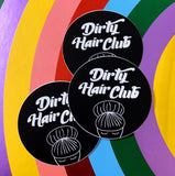 Dirty Hair Club Sticker