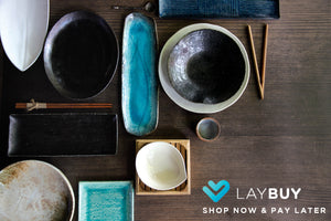 our exclusive Japanese tableware has something for everyone. Whether it is for personal or commercial use the range has proven to be chic and practical. & Orient: Modern Asian Home Store