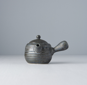 Textured Pearl Teapot