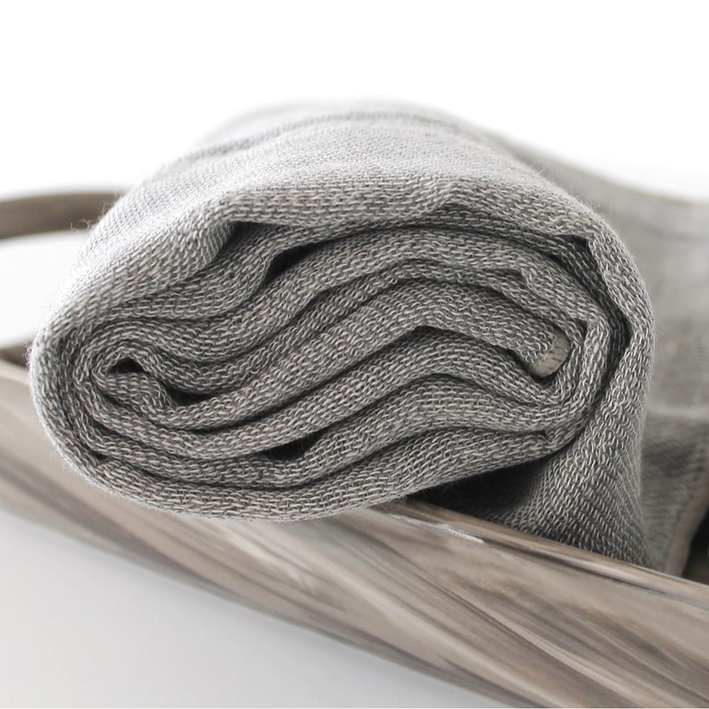 Nawrap Body Wash Towel - Natural Binchotan Charcoal