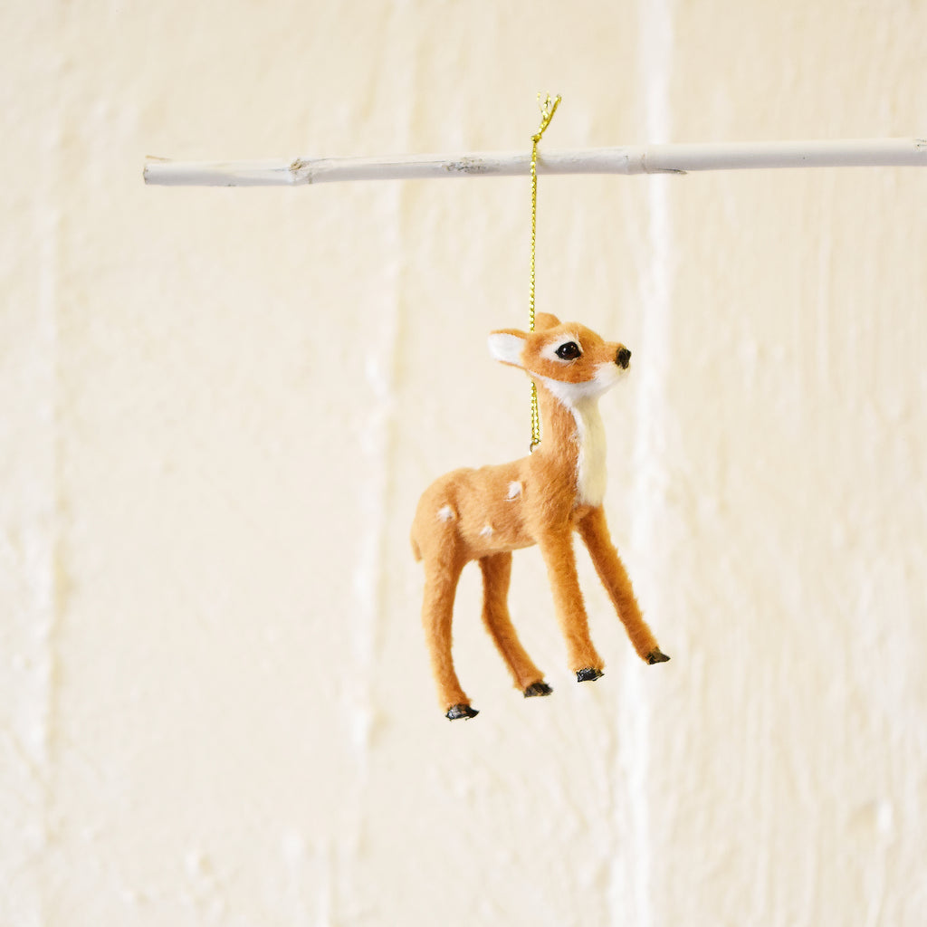 Fawn Hanging Decoration