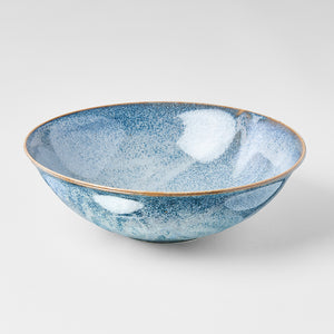 Steel Grey Open Bowl