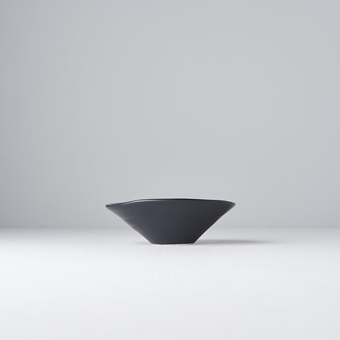 Modern Matte Black Small Bowl