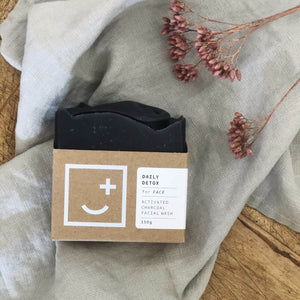 Daily Detox Soap - Fair & Square Soapery