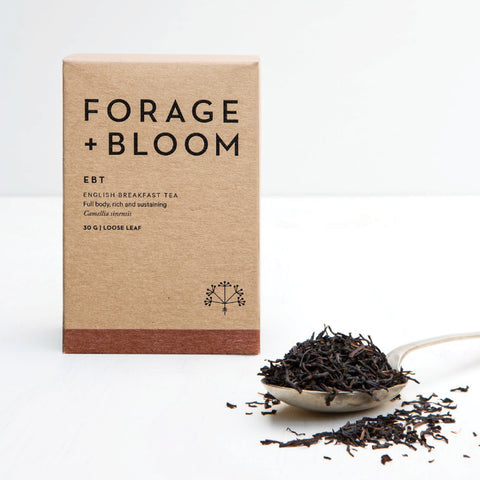 English Breakfast Tea - Forage & Bloom