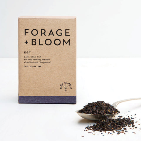 Earl Grey Tea - Forage & Bloom