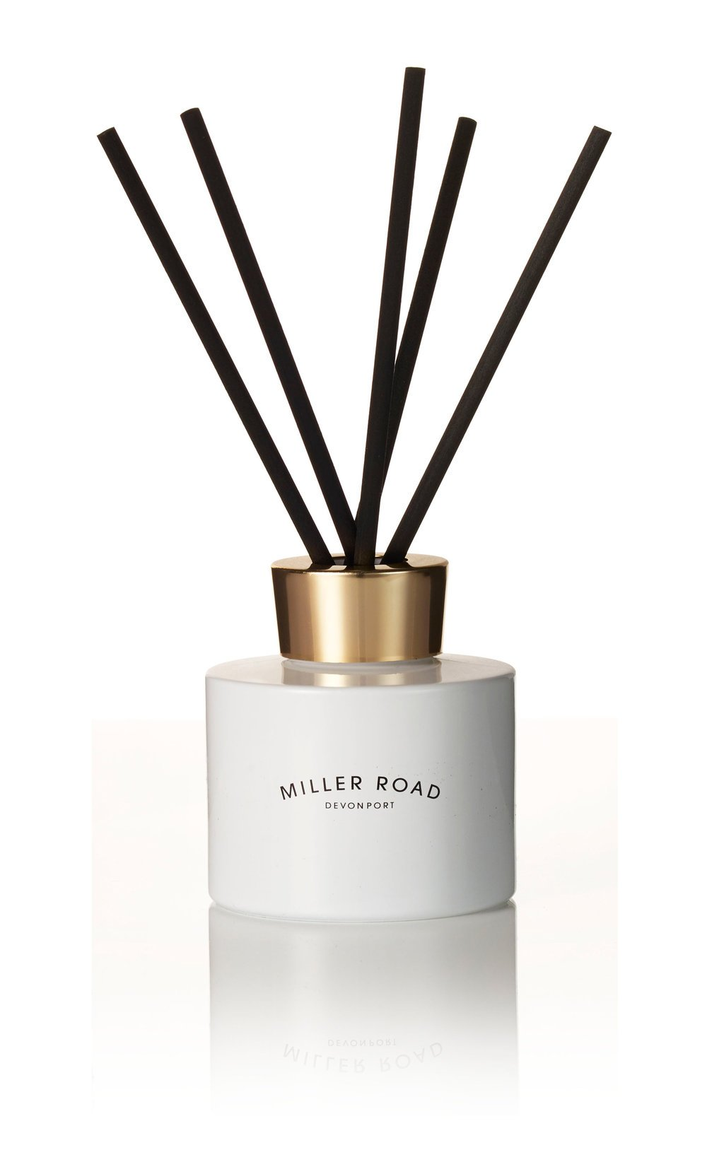 Miller Road Luxury Range Diffuser Bamboo & white Lily