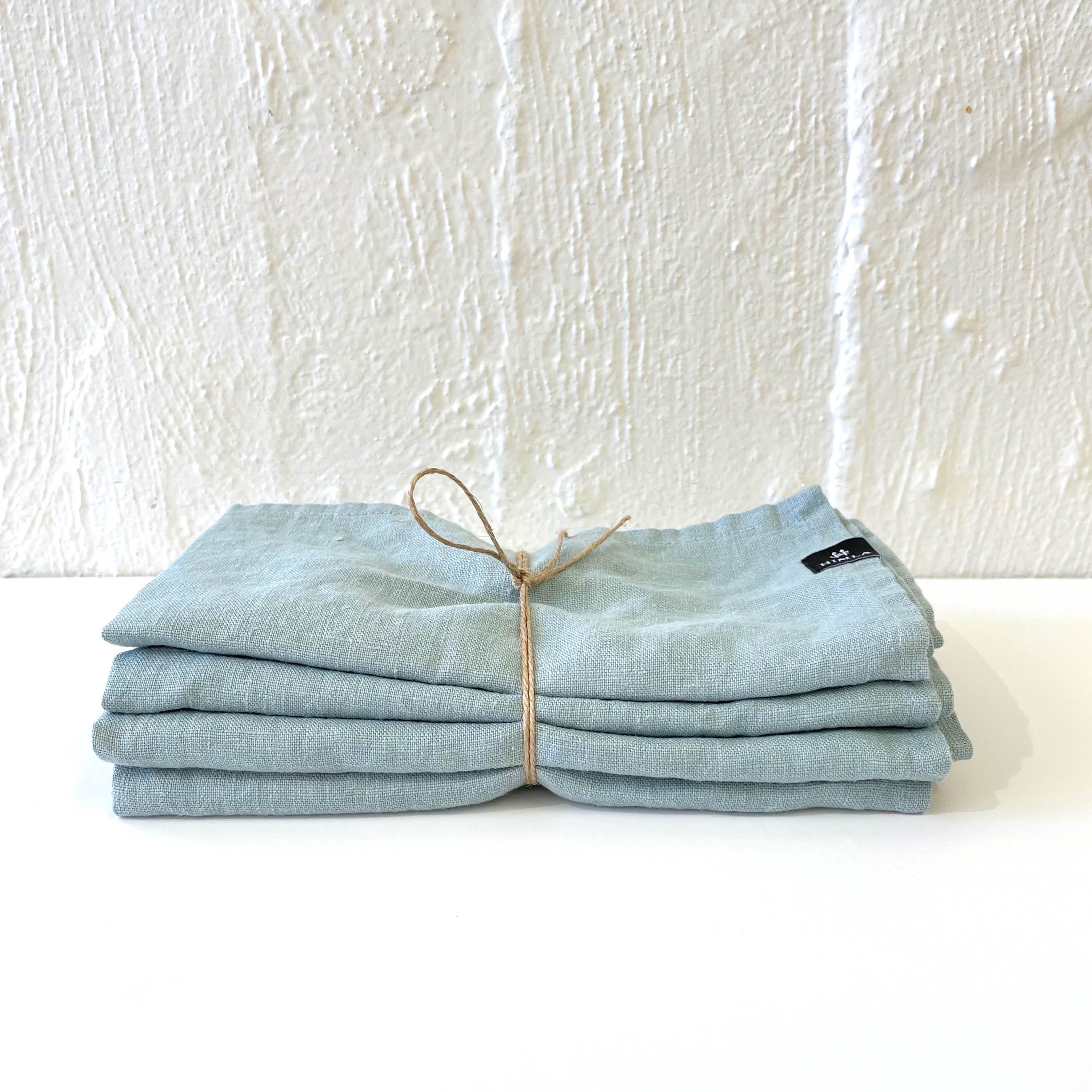 Himla Linen Napkin Balance - Set of 4