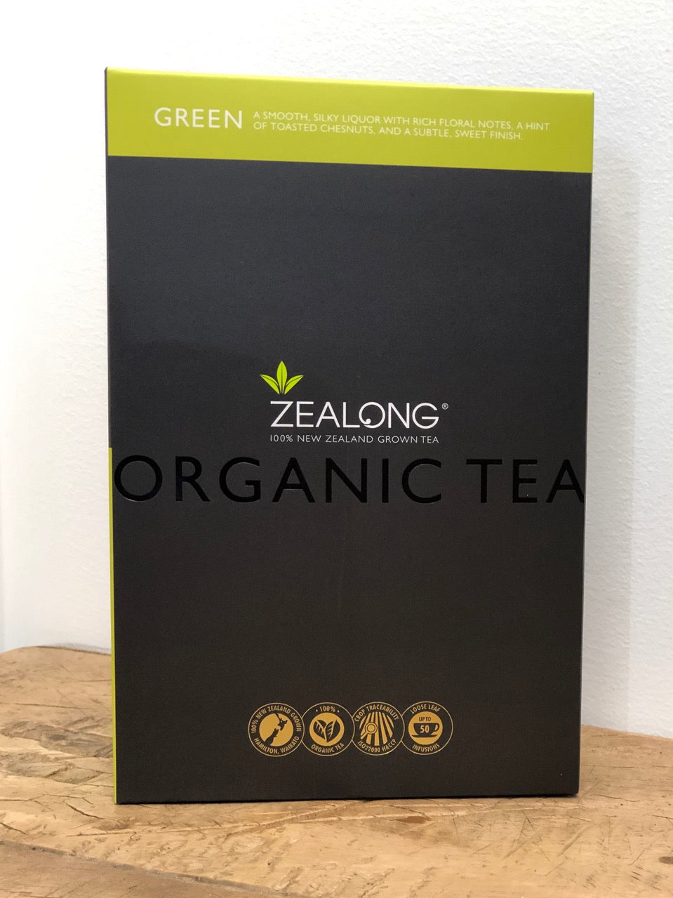 Zealong Origins Organic Green Loose Leaf Tea
