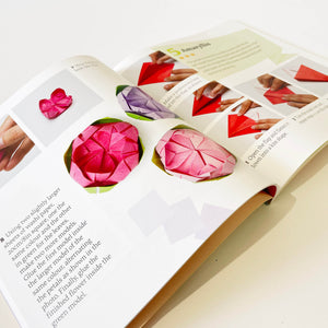 The Kew Gardens Origami Flowers Book