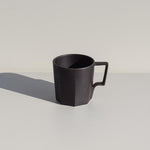 Kinto - Oct Mug in Black 300ml
