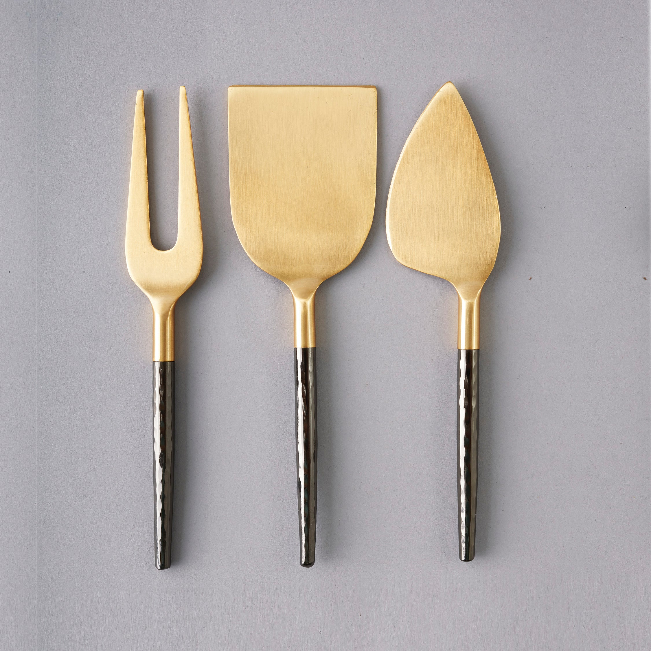 Nel Lusso Santo Cheese Knife Set