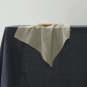 Pure Linen Napkin Set of 4 - Natural