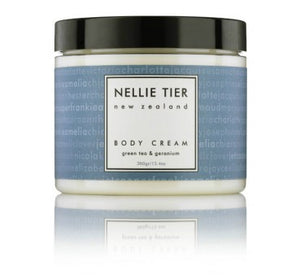 Nellie Tier 400g Body Cream Ylang Ylang & Bergamot