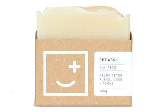 Pet Wash Fair & Square Soapery