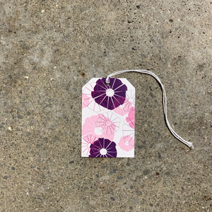 Pink Naibu on White Gift Tag