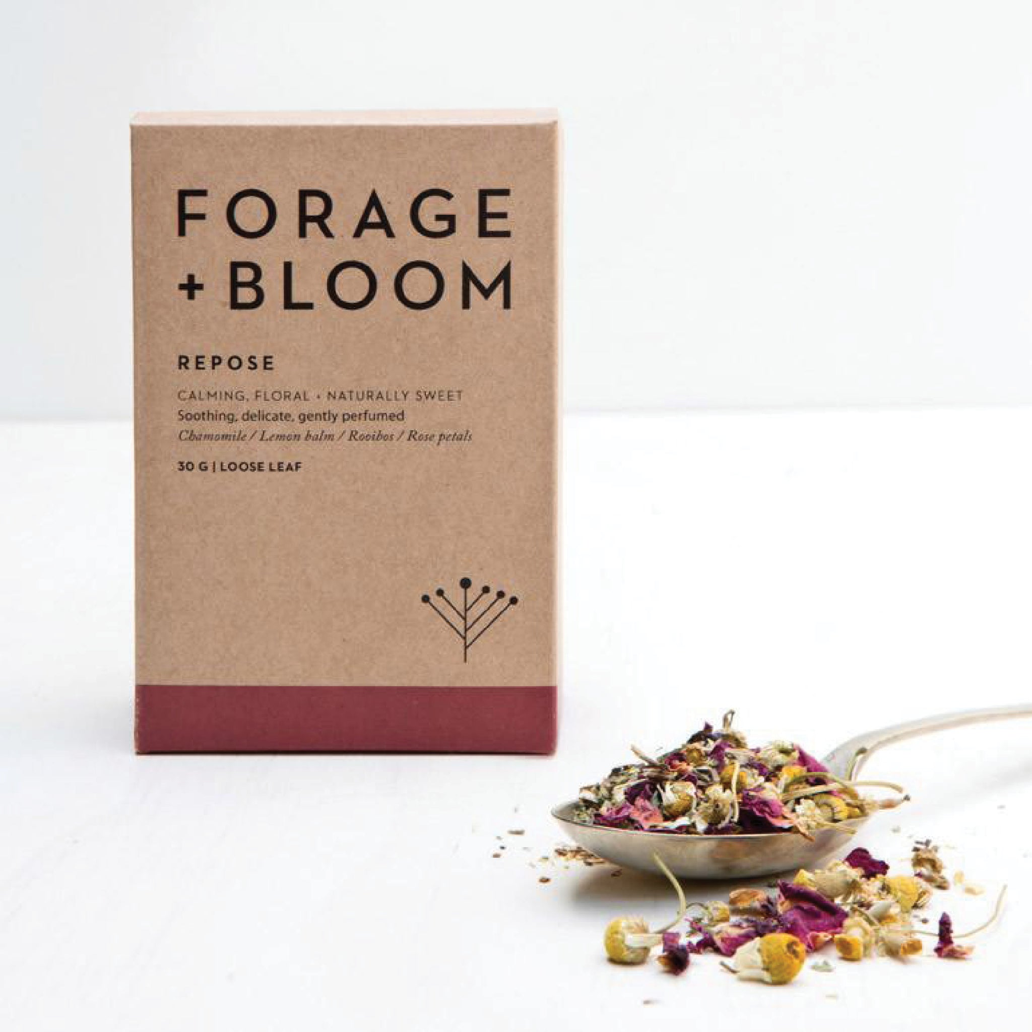 Repose Tea - Forage & Bloom