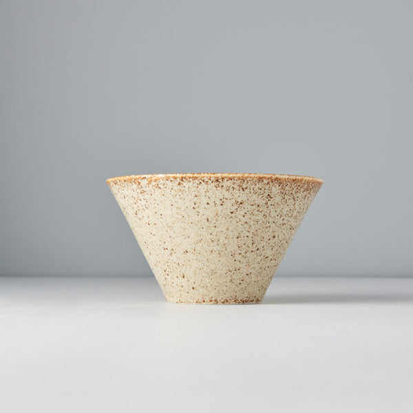 Sand Fade Medium V Shape Bowl