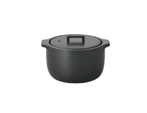 Kinto - Kakomi Rice Cooker 1.2L in Black