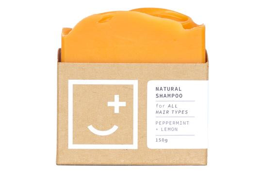 Natural Shampoo Fair & Square Soapery