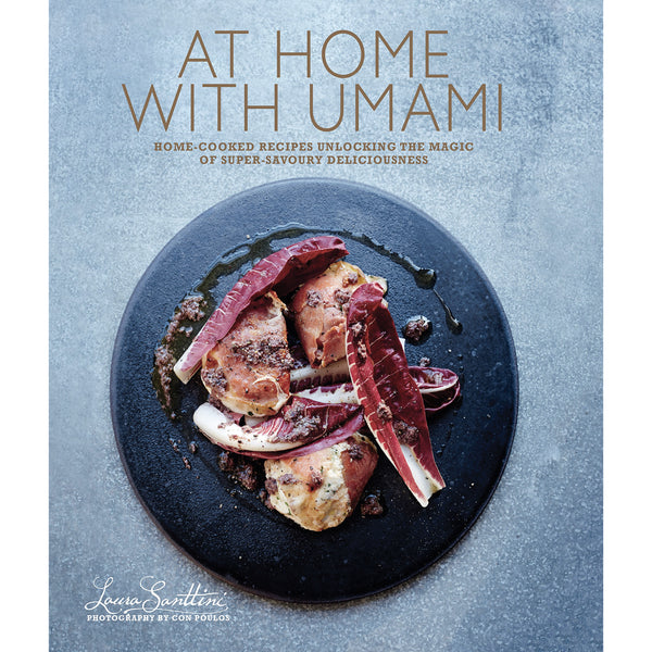 At Home with Umami - Laura Santtini