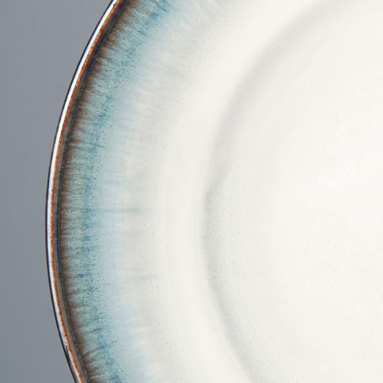 Aurora Flat Base Serving Bowl