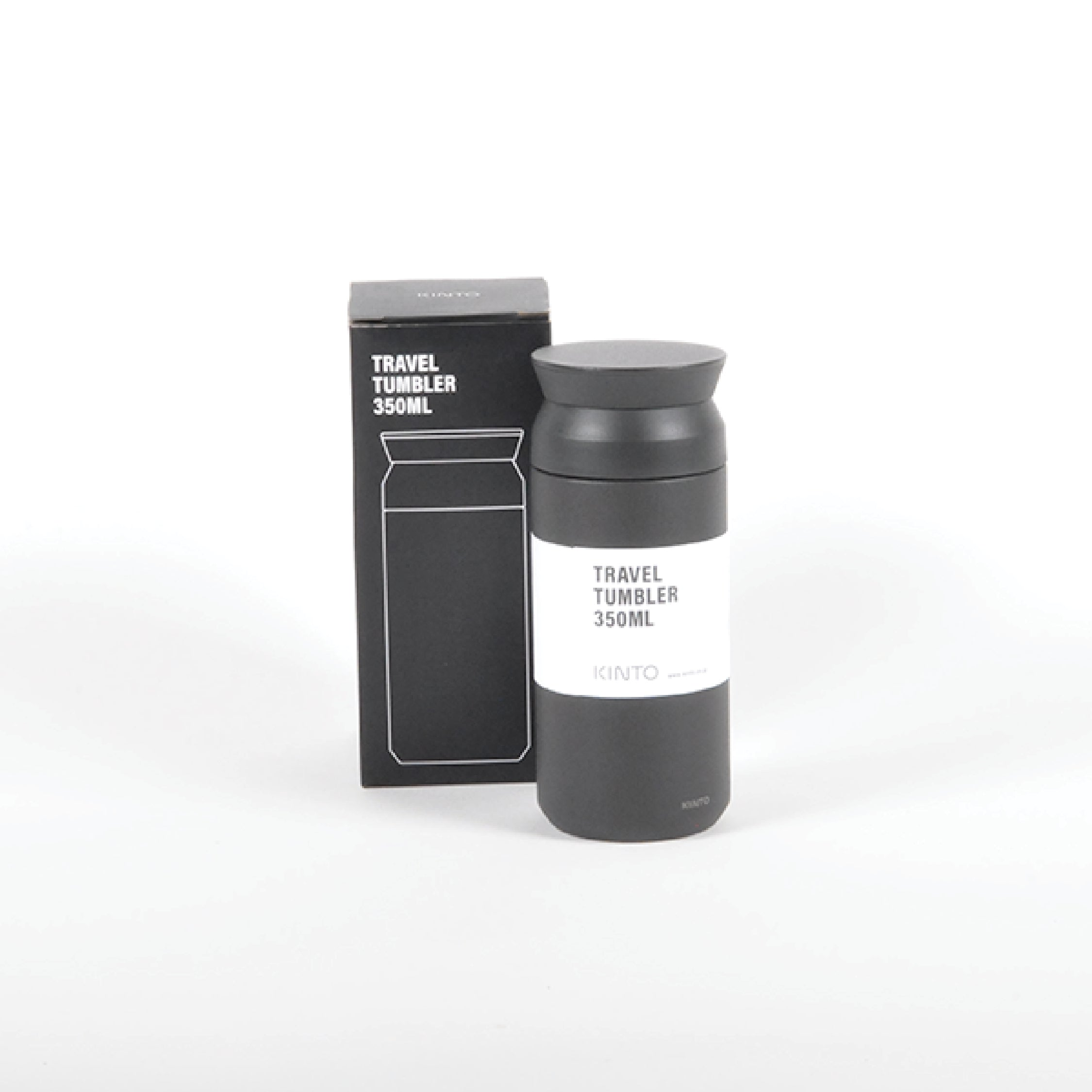 Kinto - Travel Tumbler in Black