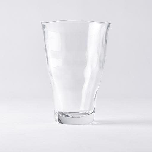 Clear Glass Tumbler 340ml