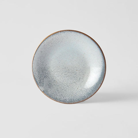 Steel Grey Tapas Plate