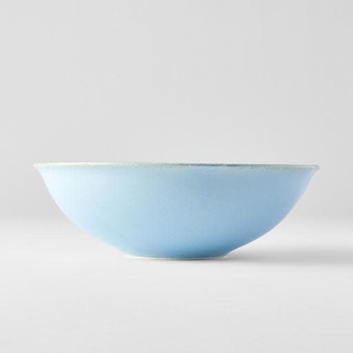 Soda Blue Open Bowl