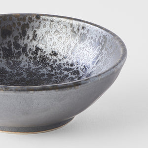 Black Pearl Small Shallow Bowl