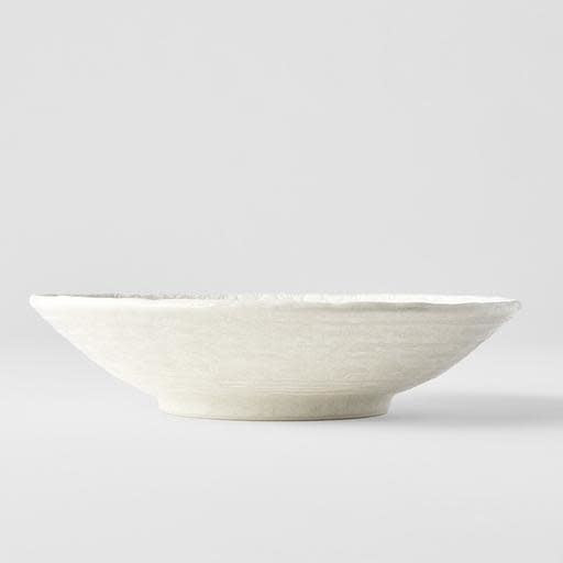 White Star Large Shallow Bowl