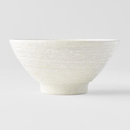 White Star Medium Bowl