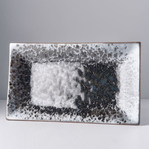 Black Pearl Rectangle Platter