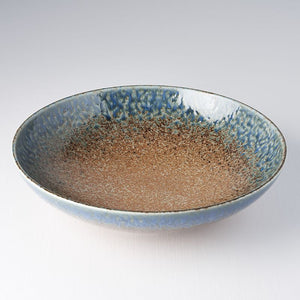 Earth & Sky Open Serving Bowl