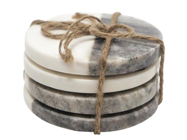 Marble Coaster Set of 4