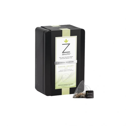 Zealong Botanicals Green Heart Tea Bag Collection