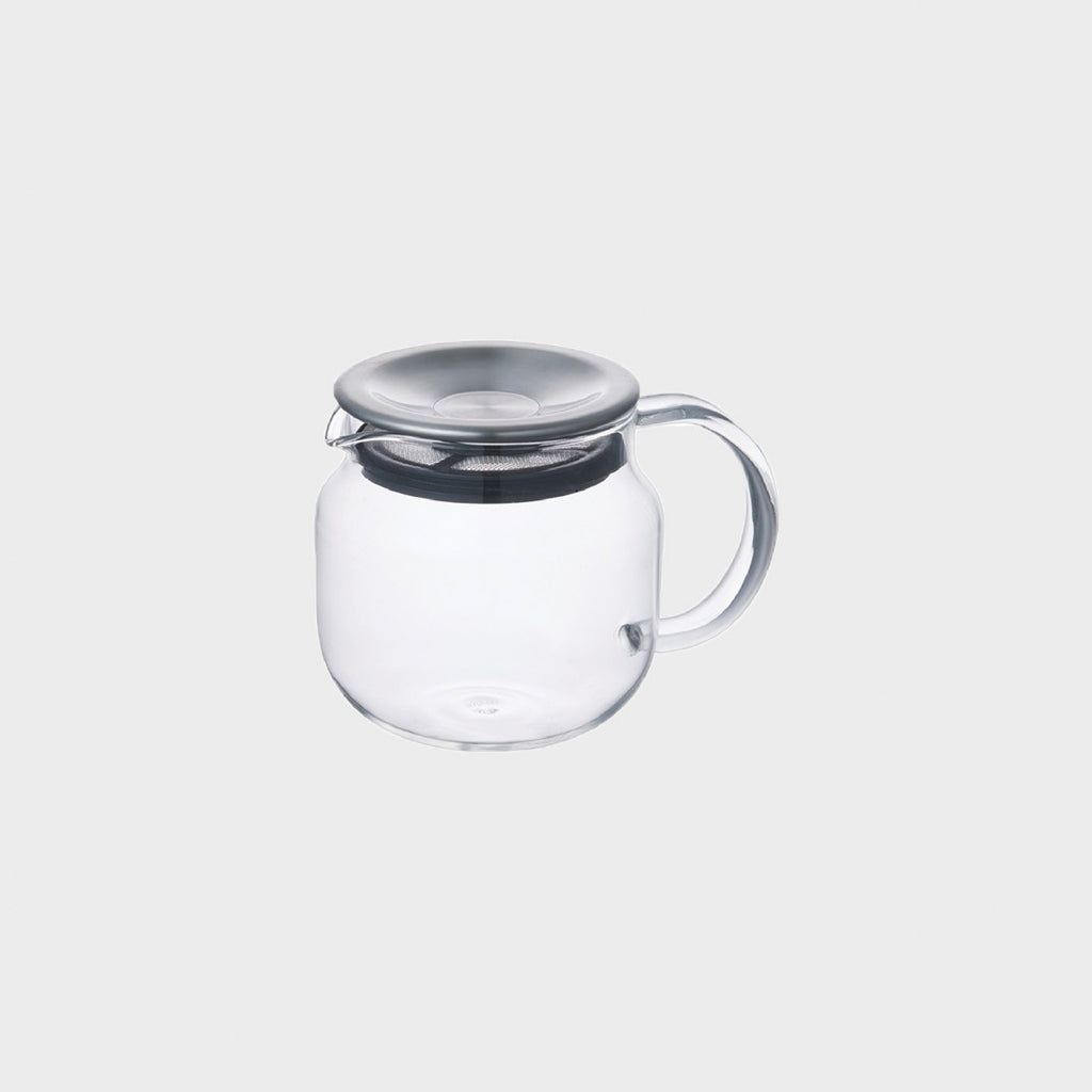 Kinto UNITEA One Touch Teapot Stainless Steel 450ml