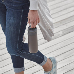 Kinto - Day Off Tumbler in Dark Grey