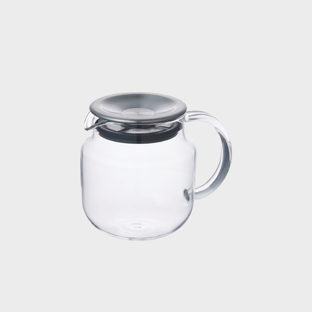 Kinto UNITEA One Touch Teapot Stainless Steel 620ml