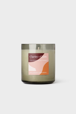 Clarity & Calm Pure Essential Oil Candle